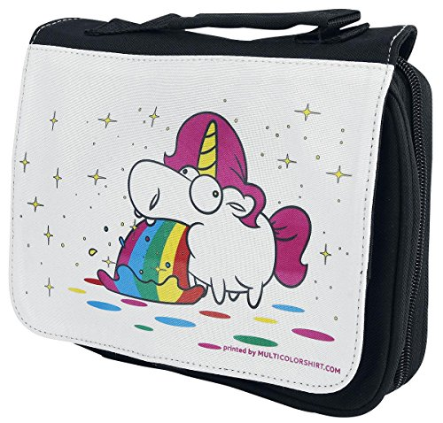 Puking Unicorn Beauty case standard standard