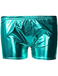 Mix lot new ladies sexy neon and metallic hot pants tutu shorts women's halloween rave emo dance hen party club wear size 8-14