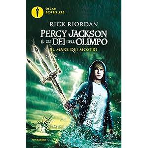 Percy Jackson e gli Dei dell'Olimpo - Il Mare dei Mostri (I Grandi)