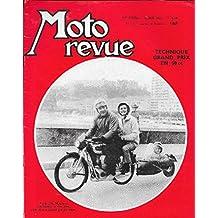 MOTO REVUE . N° 1596 . 16 juin 1962 . Technique Grand Prix en 50 cc .