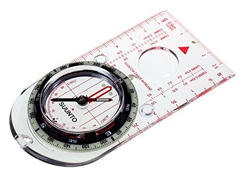 Suunto Kompass M-3 NH COMPASS Messer weiß, One size