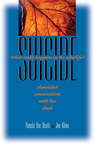 suicide and the concept of the afterlife Usually, suicidal students hardly attempt suicides within the school compound but when the outbreak of a student's suicide takes place, even off school's rarely, suicide occurs out of sudden with no warning most cases, teachers and members of the society who observe the victim on a daily basis is.