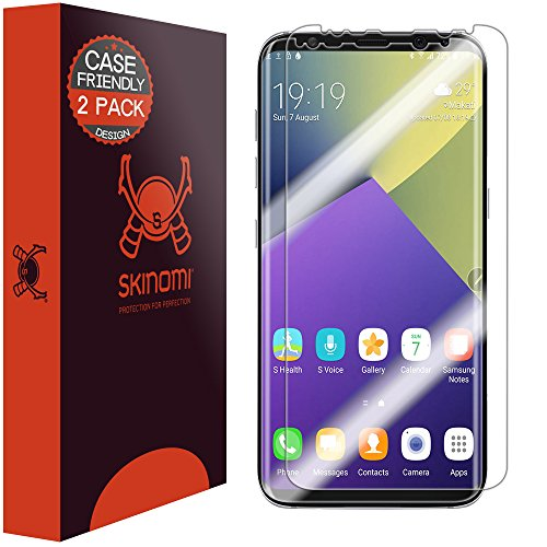 galaxy-s8-screen-protector-2-packcase-friendly-skinomir-techskin-full-coverage-screen-protector-for-