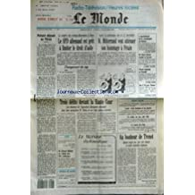 MONDE (LE) [No 14868] du 15/11/1992 - PUTSCH DEJOUE AU PEROU - LE SPD ALLEMAND EST PRET A LIMITER LE DROIT D'ASILE - CHANGEMENT DE CAP PAR HENRI DE BRESSON - M. MITTERRAND VEUT ATTENUER SON HOMMAGE A PETAIN - L'ACQUITTEMENT DE LA BOULANGERE DE REIMS - M. PIERRE BOTTON INCULPE ET ECROUE - PERCEE ISLAMISTE EN SOMALIE - DES F-16 POUR TAIWAN - TROIS DELITS DEVANT LA HAUTE COUR PAR LAURENT GREILSAMER - M. EDOUARD BALLADUR AU GRAND JURY RTL-LE MONDE - ARRAS - TROIS HOMMES ET UN GLACIE