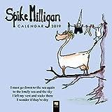 Spike Milligan Wall Calendar 2019 (Art Calendar)