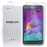 Best Spigen Galaxy Note 4 Screen Protectors - Ganvol Premium Tempered Glass Screen Protector for Samsung Review