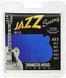 Thomastik-Infeld Js113Guitare jazz Swing Série 6cordes?Pure Nickel Plat plaies E, B, G, D, A, E, Lot de