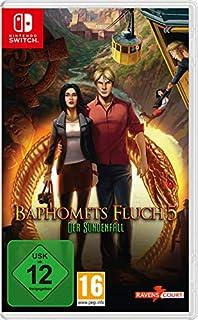 Baphomets Fluch 5: Der Sündenfall Standard [Nintendo Switch] (B078859F2L)   Amazon Products