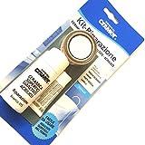 Kit di restauro per sanitari in ceramica Cramer colore: Bianco 16002/_2 smalto e acrilico