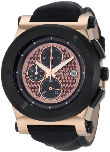 Carlo Monti Men's Chronograph Watch CM500-992