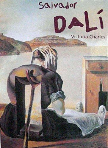 Salvador Dalí, 1904-1989 par Victoria Charles, Salvador Dalí