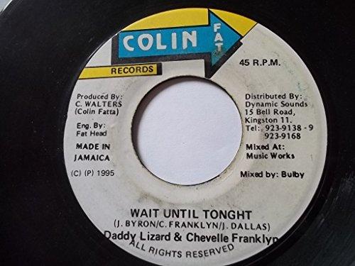 LLE FRANKLYN Wait Until Tonight 7