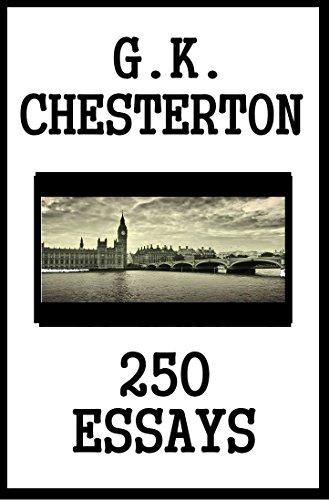 250 Essays (English Edition) -