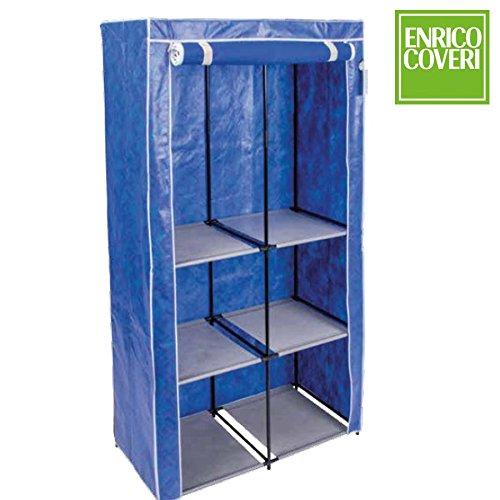 coveri-collection-armadio-cabina-guardaroba-appendiabiti-in-acciaio-tessuto-tnt-enrico-coveri-blu-90