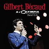 Gilbert Bécaud a l'Olympia