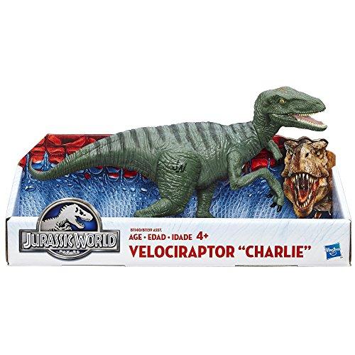 "Jurassic Park Jurassic World Velociraptor ""Charlie"" Figure"