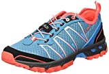 CMP, Atlas, Scarpe da trail running donna, color Porpora (Acquario L596), talla 39