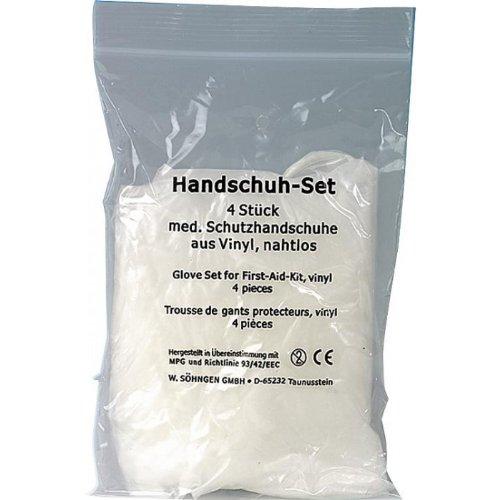 Söhngen 1010073 Handschuh-Set, weiß -