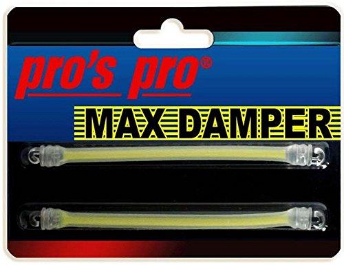 Preisvergleich Produktbild Pros Pro Max Damper Vibrationsdämpfer 2er Pack