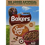 Bakers Complete Dog Food Small Dog Tender Meaty Chunks Tasty Chicken and Country Vegetables, 2.7 kg - Pack of 4 17