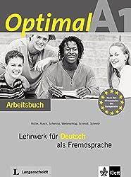 Optimal A1 - Arbeitsbuch A1 mit Lerner Audio-CD : Lehrwerk für Deutsch als Fremdsprache