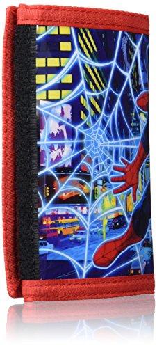 Spiderman Portamonete, nero (Nero) - SPID004027