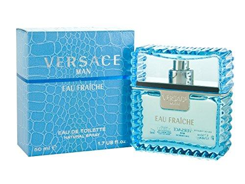 Gianni Versace Versace Man Eau fr Eau de Toilette en vaporisateur 50 ml