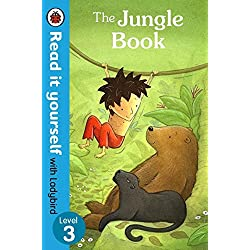 The Jungle Book: Read it Yourself with Ladybird (Level 3) (Read It Yourself Level 3)