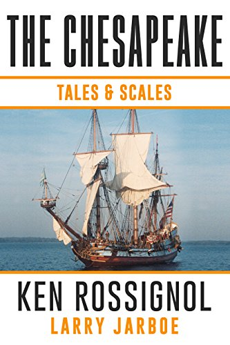 The Chesapeake: Tales & Scales: A collection of short stories from the pages of The Chesapeake (English Edition) -