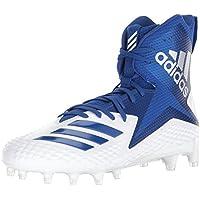 6676e4404a Adidas Hombres Freak X Bajos & Medios Cordon Zapatos para Béisbol,  White/Collegiate Navy