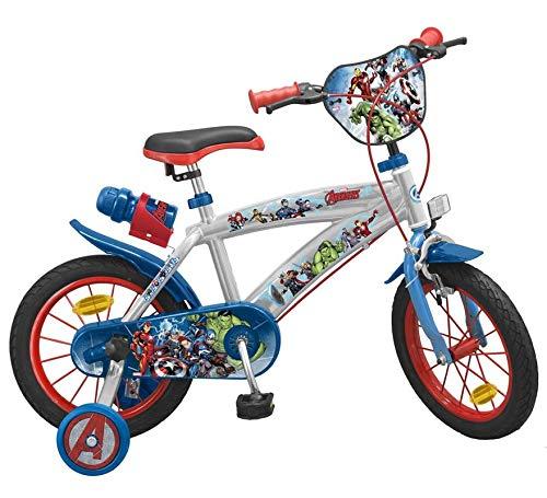 Toim S.L. Bicicleta 16 Pulgadas Avengers 5/8 Años