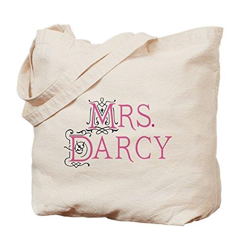 Cafe Bag Press Tote (CafePress Unique Design Jane Austen Mrs. Darcy Tote Bag - Standard by CafePress)