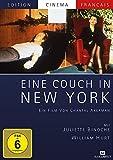 Eine Couch in New York - Edition Cinema Francais Nr. 05 (Mediabook)