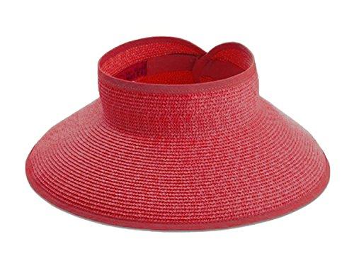 san-diego-hat-company-ultrabraid-visier-gr-einheitsgrosse-rot-rot