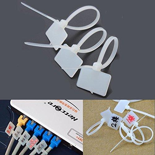 yongse-100pcs-blanc-nylon-zip-cable-tie-tiquette-strap-strip-avec-ltiquette-de-marquage-3x100mm