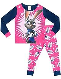 Disney Zootrópolis - Pijama para niñas - Zootropolis