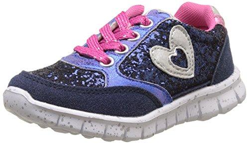 Agatha Ruiz De La Prada Mädchen 171981 Sneaker Blau (Azul Marino) 25 EU