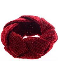 Fashion Twist Crochet Strick Stirnband Kopfband Haarband
