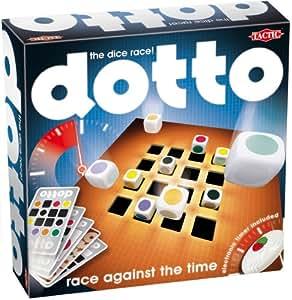 Tactic - 02652 - Jeu de Stratégie - Dotto