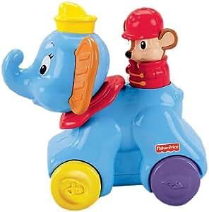 Fisher Price Disney X6172 Toy on Wheels Dumbo