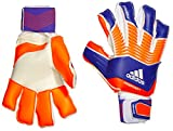 adidas Erwachsene Torwarthandschuhe Predator Zones Fingersave Allround, Night Flash s15/Solar Red/White, 12, M38736