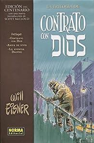 Contrato con Dios: La trilogía par Will Eisner