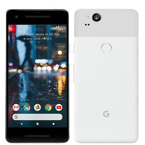 Image of Google MT Pixel 2 64GB Android 8.0 [White]