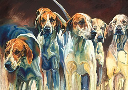 51t2SfY7INL BEST BUY #1The Forum Foxhound Hunting Greeting Card. Made from an original painting by Debbie Harris. Printed on high quality artists card. Envelope included. Blank on the inside for any message. price Reviews uk