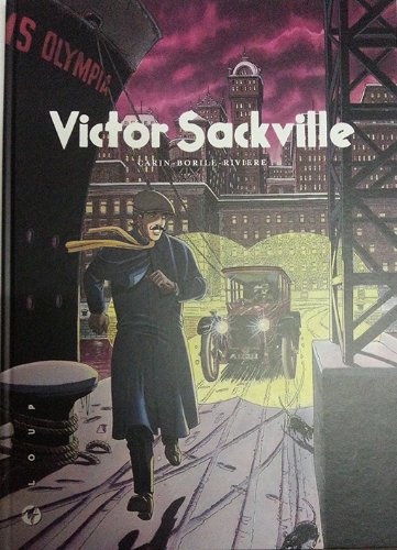 Victor Sackville - tome 15 : Le magicien de Brooklyn [Tirage de tête]
