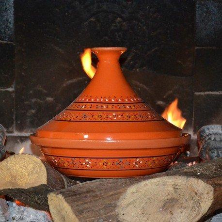 Tajn-Marrakech-naranja--Dimetro-31-cm-tradicional