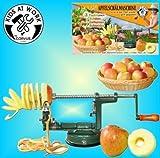 Apfelschäler Schälmaschine Apfelschälmaschine in Hoher Qualität Guss Ausführung