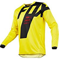 Fox Jersey 180mastar, Yellow, tamaño L