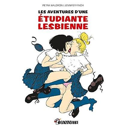 Les aventures d'une étudiante lesbienne