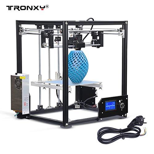 0,4 mm kit extrusor Bowden TRONXY extrusor original montado MK8 Hotend Kit para impresora 3D XY-2 con bloque de calefacci/ón de aluminio boquilla de 1,75 mm